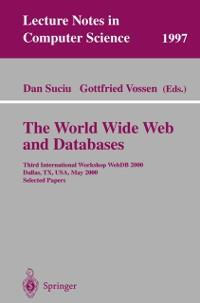 World Wide Web and Databases als eBook Download...