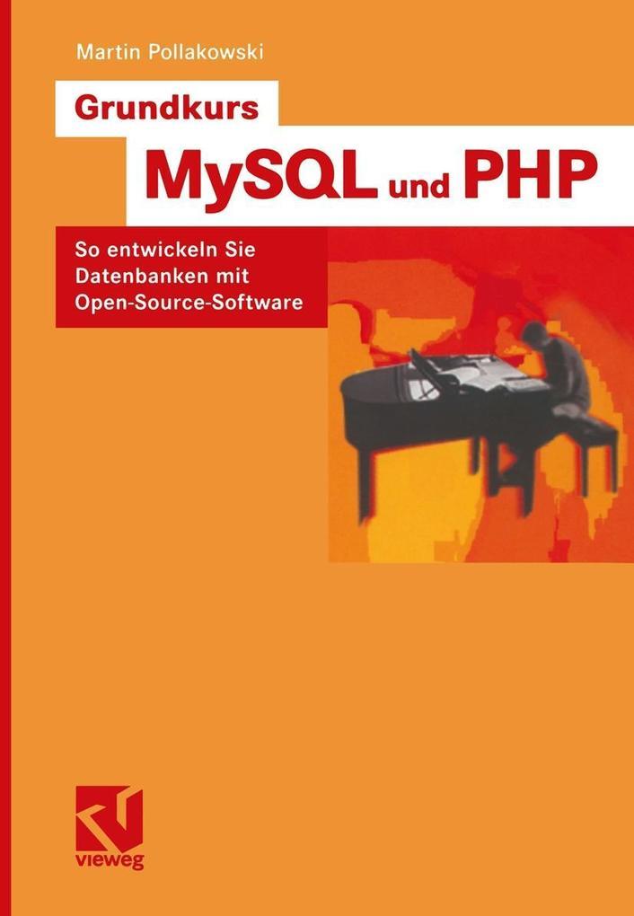 Grundkurs MySQL und PHP als eBook Download von ...