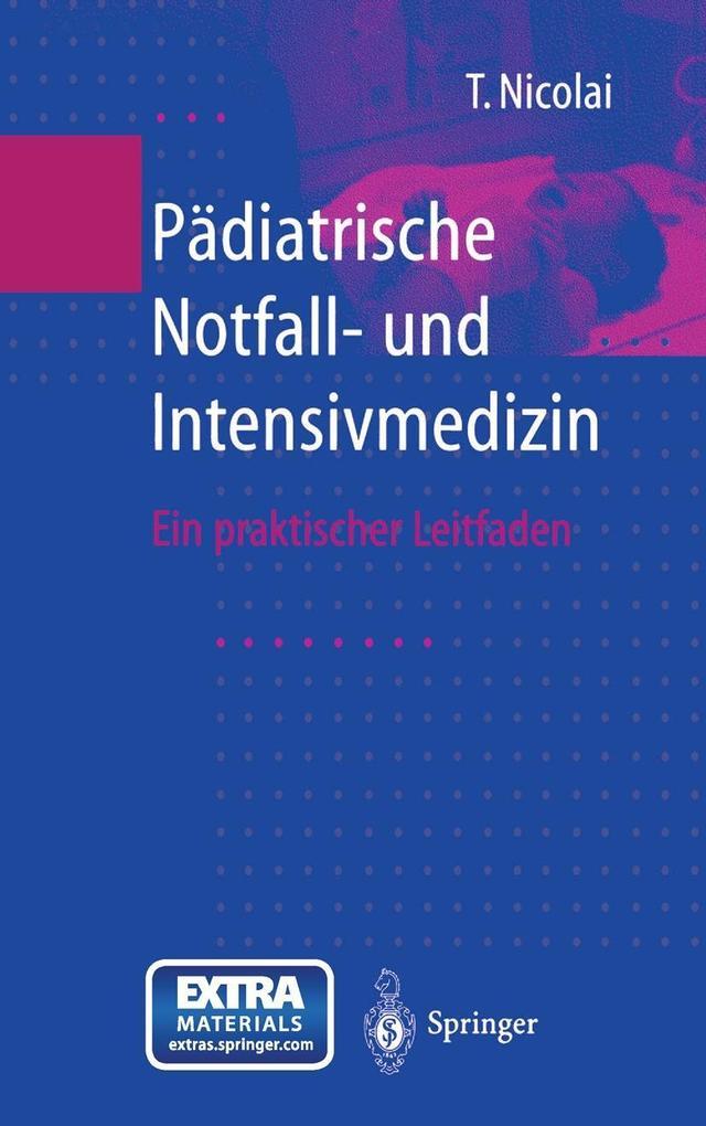Padiatrische Notfall- und Intensivmedizin als e...