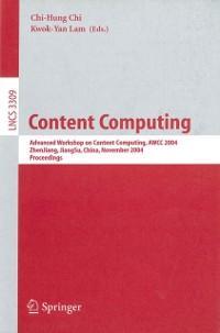 Content Computing als eBook Download von