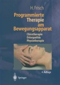 Programmierte Therapie am Bewegungsapparat als ...