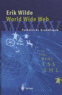 World Wide Web als eBook Download von Erik Wilde