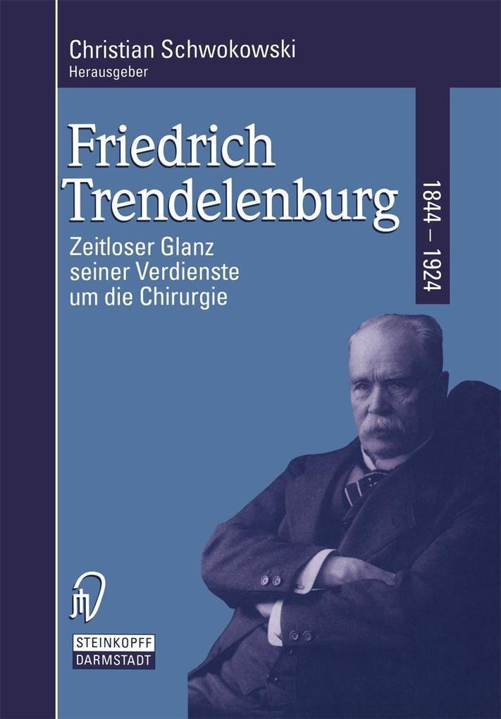 Friedrich Trendelenburg 1844-1924 als eBook Dow...