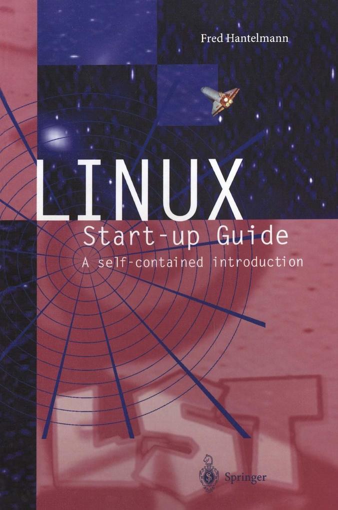 LINUX Start-up Guide als eBook Download von Fre...