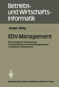 EDV-Management als eBook Download von Jurgen Selig