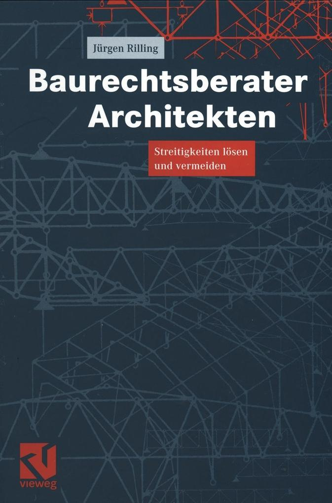 Baurechtsberater Architekten als eBook Download...