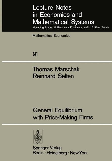 General Equilibrium with Price-Making Firms als...