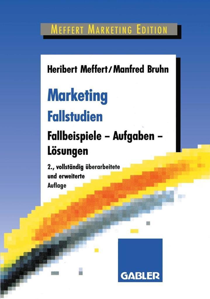 Marketing Fallstudien als eBook Download von Ma...