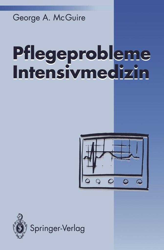 Pflegeprobleme Intensivmedizin als eBook Downlo...