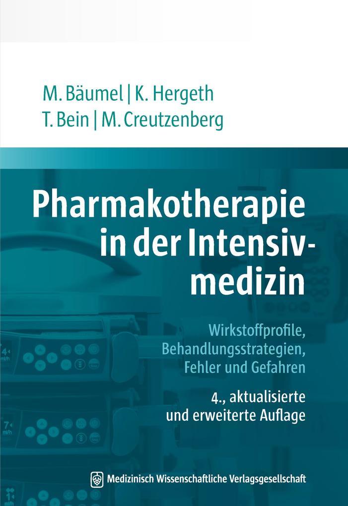 Pharmakotherapie in der Intensivmedizin als eBo...