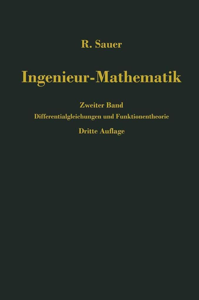 Ingenieur-Mathematik als eBook Download von Rob...