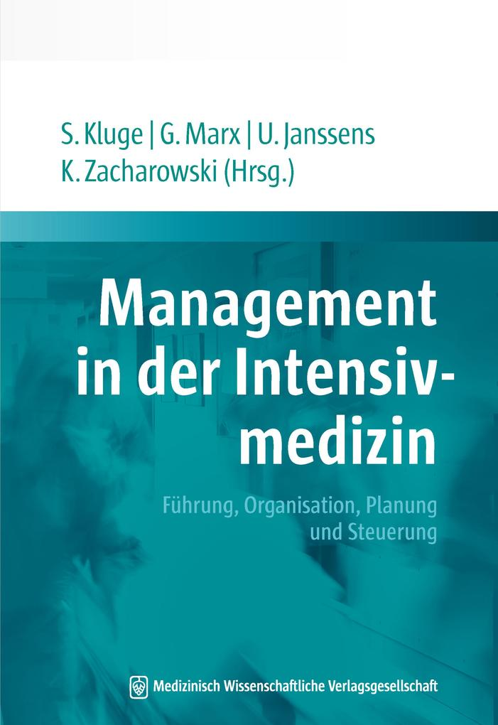 Management in der Intensivmedizin als eBook Dow...