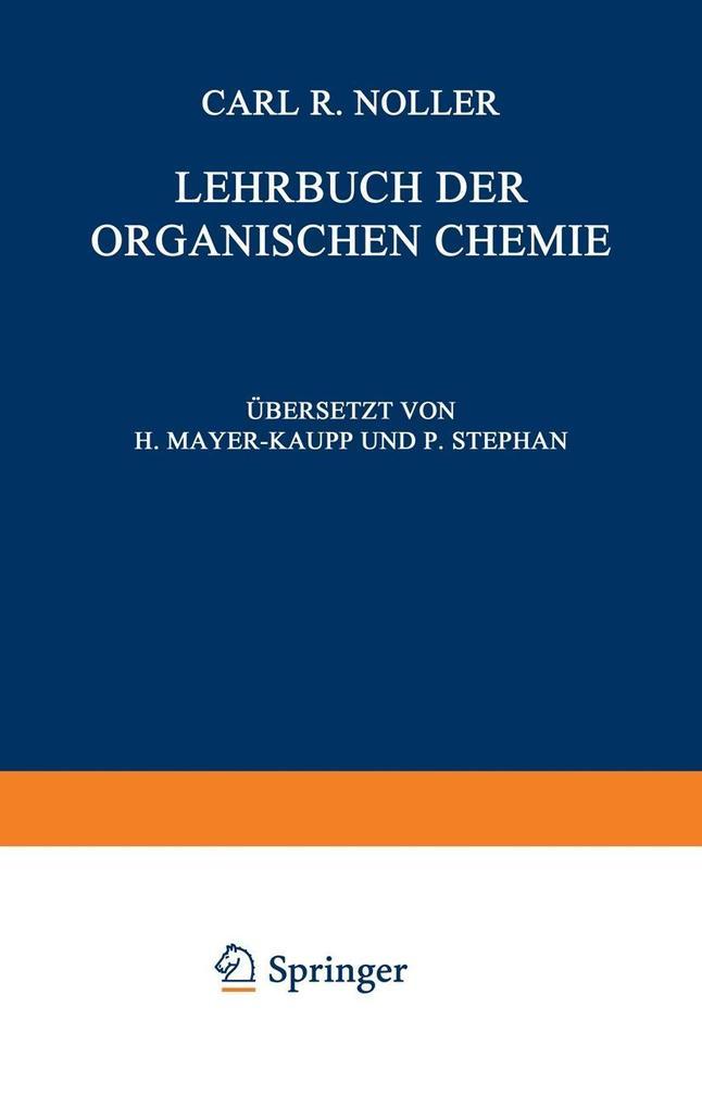Lehrbuch der Organischen Chemie als eBook