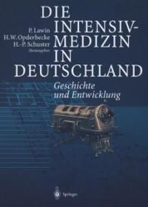 Die Intensivmedizin in Deutschland als eBook Do...