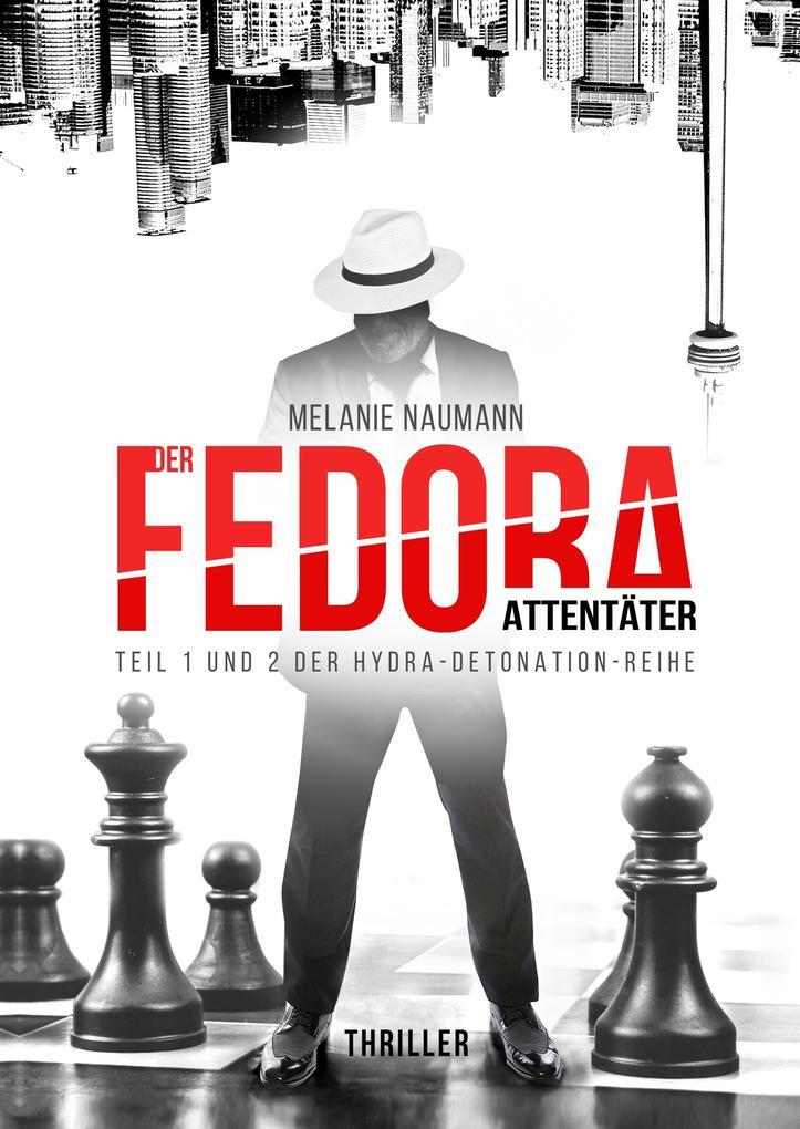 Der Fedora Attentäter als Buch