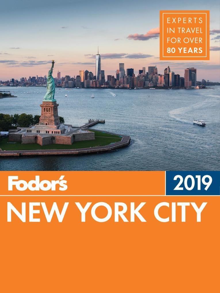 Fodor´s New York City 2019 als eBook Download v...
