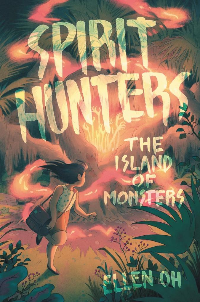 Spirit Hunters #2: The Island of Monsters als e...