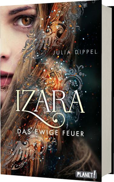 Izara 1: Das ewige Feuer als Buch (gebunden)