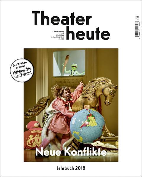 Theater heute Jahrbuch 2018 als Buch von
