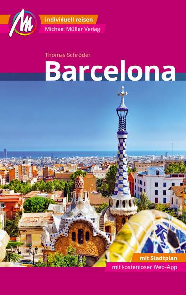 Barcelona MM-City Reiseführer Michael Müller Verlag als Mängelexemplar