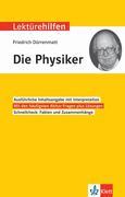 "Lektürehilfen Friedrich Dürrenmatt, ""Die Physiker"""
