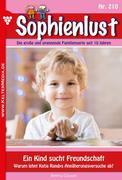 Sophienlust 210 - Familienroman