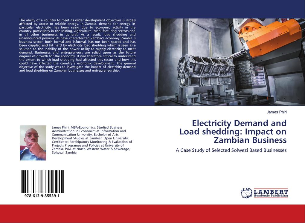 Electricity Demand and Load shedding: Impact on...