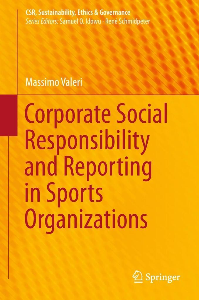 Corporate Social Responsibility and Reporting i...