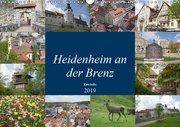 Heidenheim an der Brenz (Wandkalender 2019 DIN A3 quer)