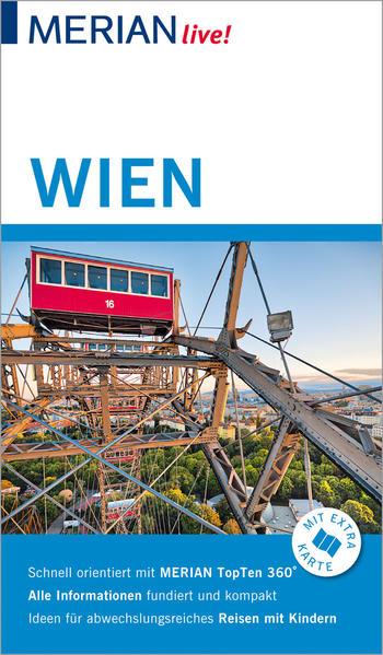 MERIAN live! Reiseführer Wien als Buch