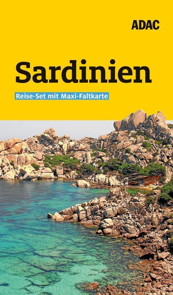 ADAC Reiseführer plus Sardinien als Buch