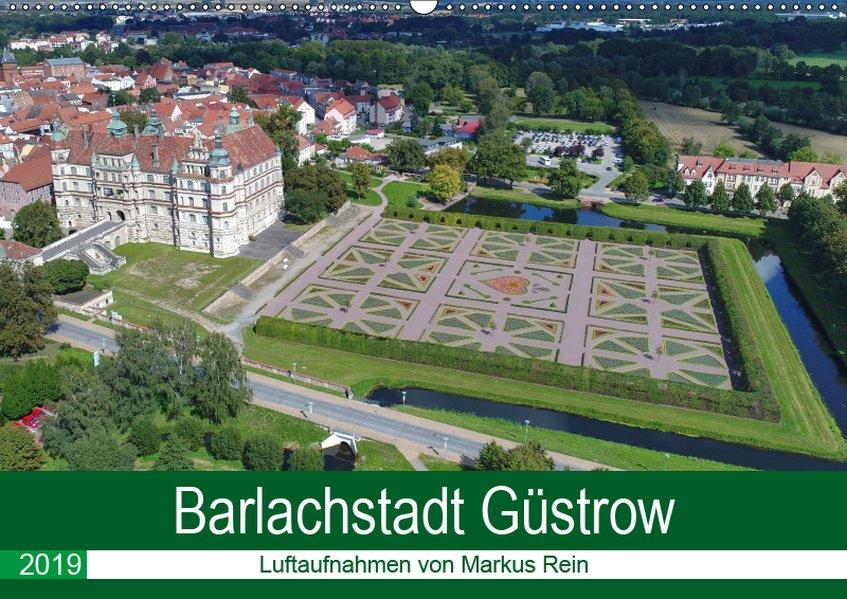 Barlachstadt Güstrow - Luftaufnahmen von Markus...