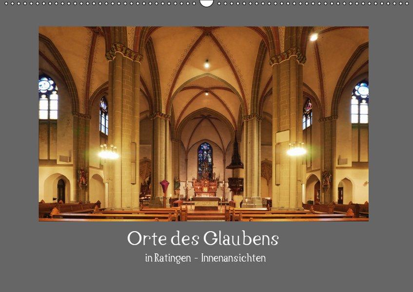 Orte des Glaubens in Ratingen - Innenansichten ...