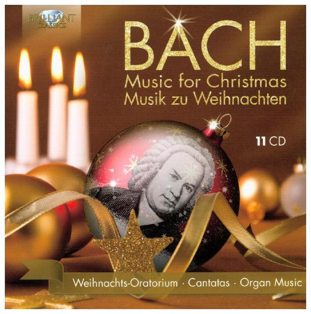 Bach: Music for Christmas / Zu Weihnachten