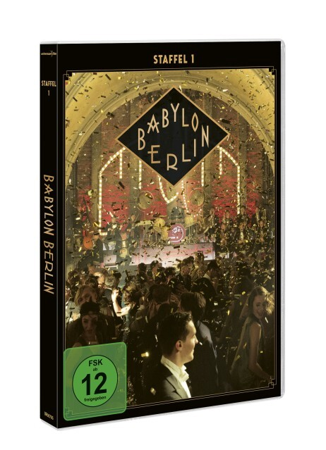 Babylon Berlin - Staffel 1 als DVD