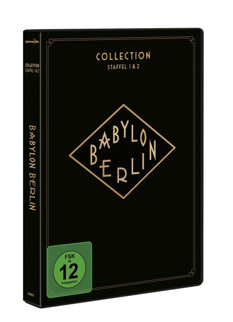 Babylon Berlin - Collection Staffel 1 & 2 als DVD