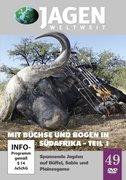 Mit Büchse und Bogen in Südafrika Teil 1 - JAGEN WELTWEIT DVD Nr. 49
