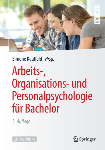 Arbeits-, Organisations- und Personalpsychologie für Bachelor als Buch
