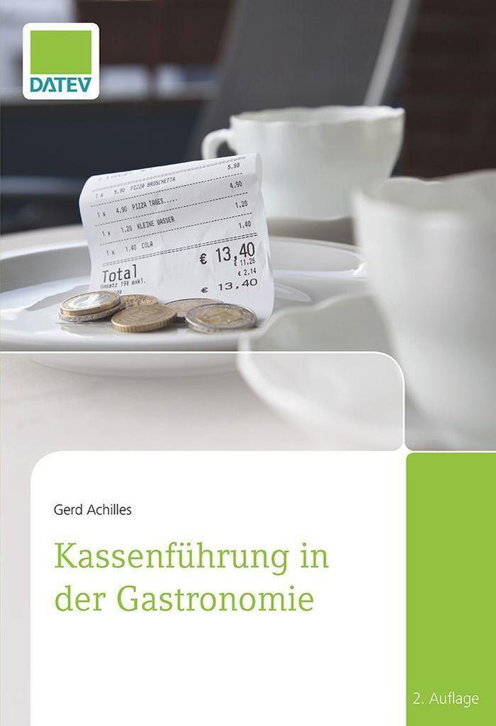 Kassenführung in der Gastronomie als eBook