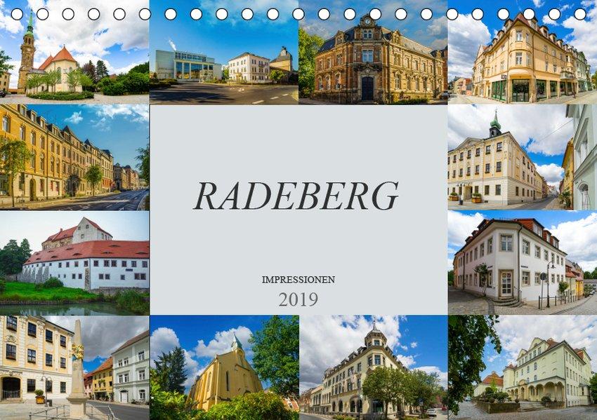 Radeberg Impressionen (Tischkalender 2019 DIN A...