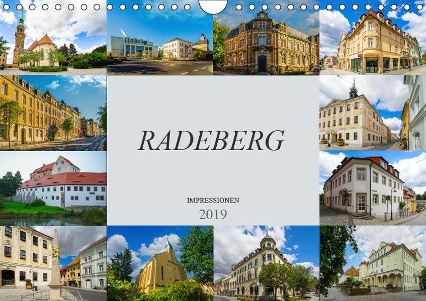 Radeberg Impressionen (Wandkalender 2019 DIN A4...