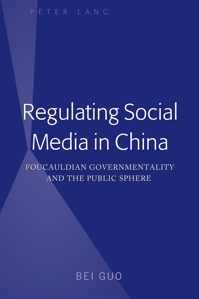 Regulating Social Media in China als eBook Down...