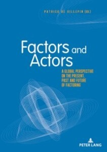 Factors and Actors als eBook Download von