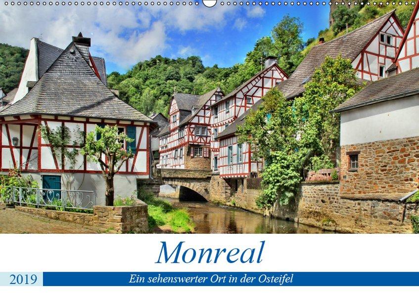 Monreal - Ein sehenswerter Ort in der Osteifel ...