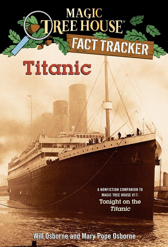 Titanic als Taschenbuch von Mary Pope Osborne, ...