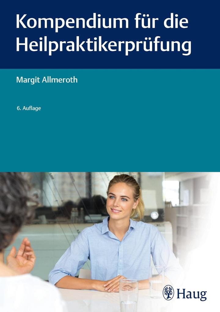 Kompendium für die Heilpraktiker-Prüfung als eB...