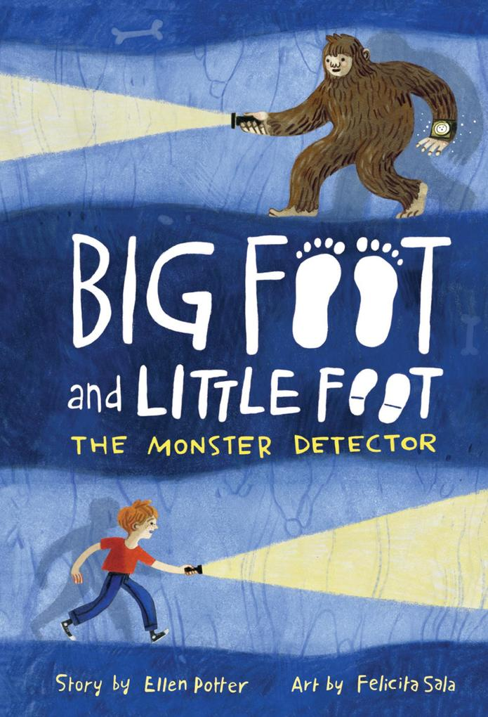 The Monster Detector (Big Foot and Little Foot ...