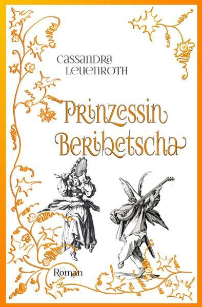 Prinzessin Beribetscha als Buch (kartoniert)