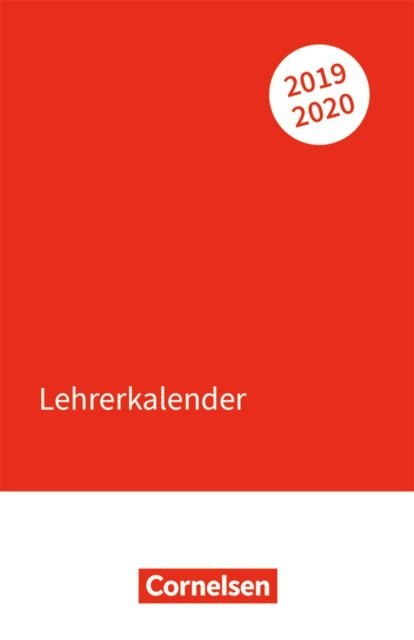 Lehrerkalender 2019/2020 Taschenformat als Buch