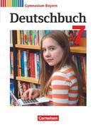 Deutschbuch Gymnasium 7. Jahrgangsstufe - Bayern - Schülerbuch
